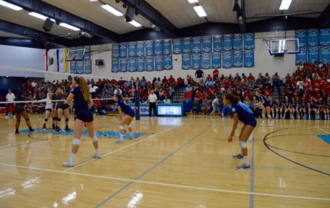 A Recap of Girls Volleyball VS Mater Dei