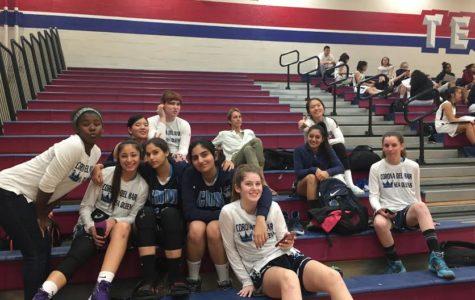 Girls Junior Varsity Basketball Tesoro Tournament