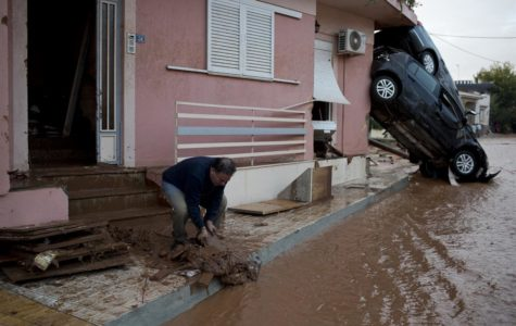 Greece Devastated by Flash Floods and Tropical Storm