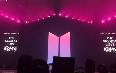 BTS' LOVE YOURSELF TOUR in LA