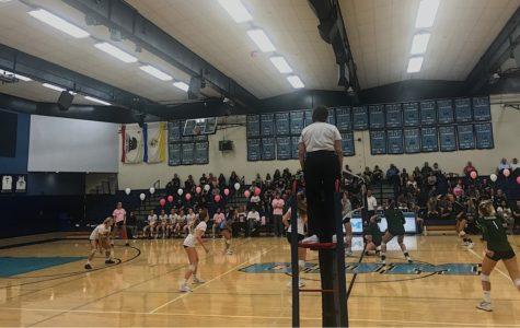 Girls' Volleyball Dig Pink