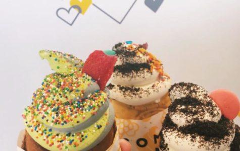 A New Way to Eat Ice Cream: Fish Cones