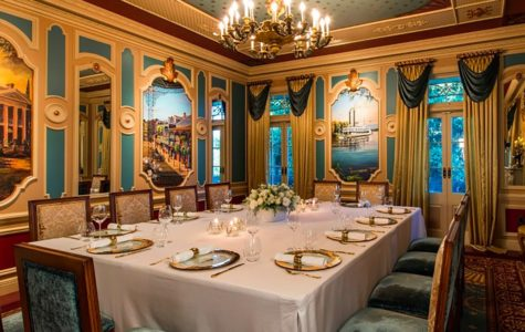Hidden Dinner at Disneyland that Comes With Pros