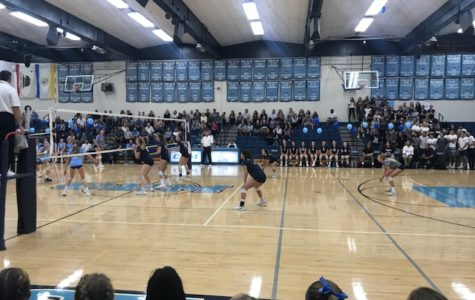 Battle of the Bay: Volleyball Edition