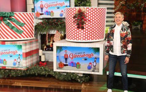 Ellen's 12 Days of Christmas Giveaways