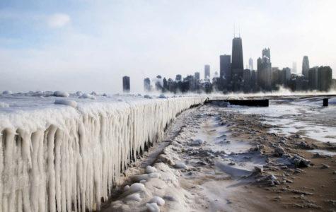Polar Vortex Hits the United States