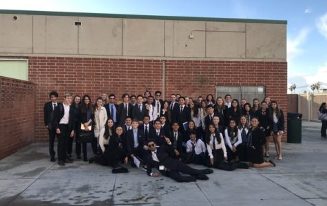 Model United Nations at Edison