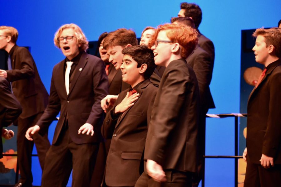 CdM Vocal Music Winter Concert: What's a Holiday without You?
