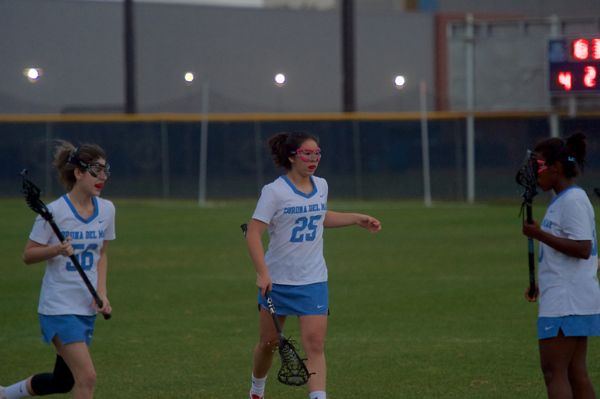 CdM+JV+Girls+Lacrosse+vs.+Los+Alamitos+JV