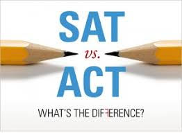 The SAT vs The ACT