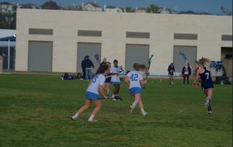 JV Girls Lacrosse: CdM vs Mater Dei