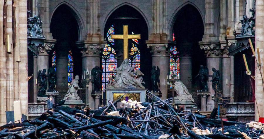 The+Notre+Dame+Cathedral+Fire+and+its+Aftermath