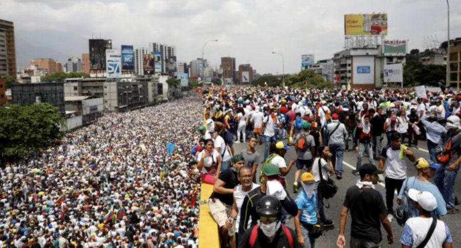 Crisis+in+Venezuela