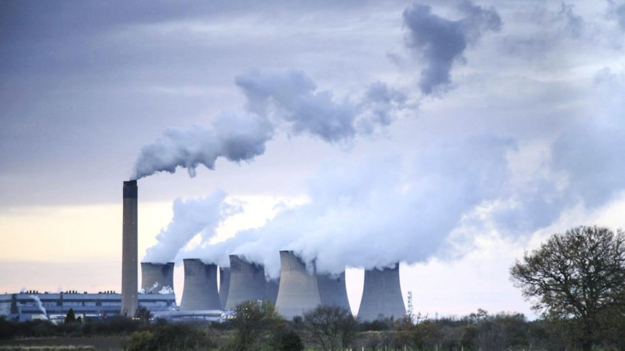 Britain+Abstains+From+Coal+Usage+For+Two+Weeks