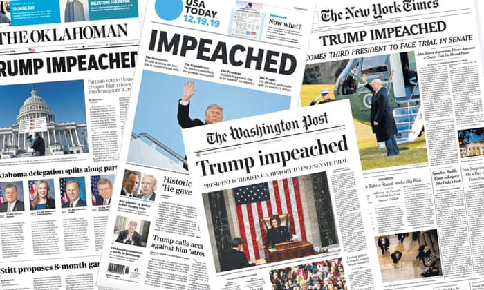 Trump's Impeachment Trial: What it means and student ...