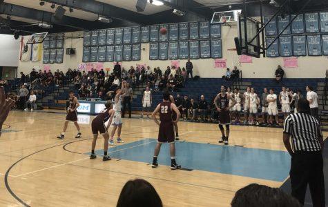 CdM Boys Basketball v. Laguna Beach High School
