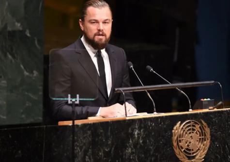 Actor, Leonardo DiCaprio