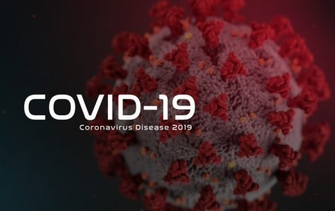 Coronavirus Disease 2019 Rotator Graphic for af.mil.  (U.S. Air Force Graphic by Rosario