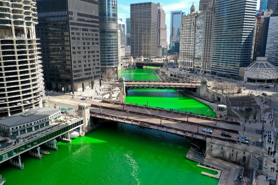 How People Spend St. Patrick's Day