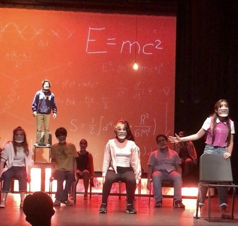 Theory of Relativity: The Spring Musical