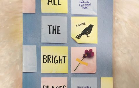 """""""All the Bright Places"""" Book Review"""