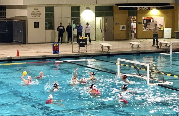 Girls+Water+Polo+Match+vs+Foothill
