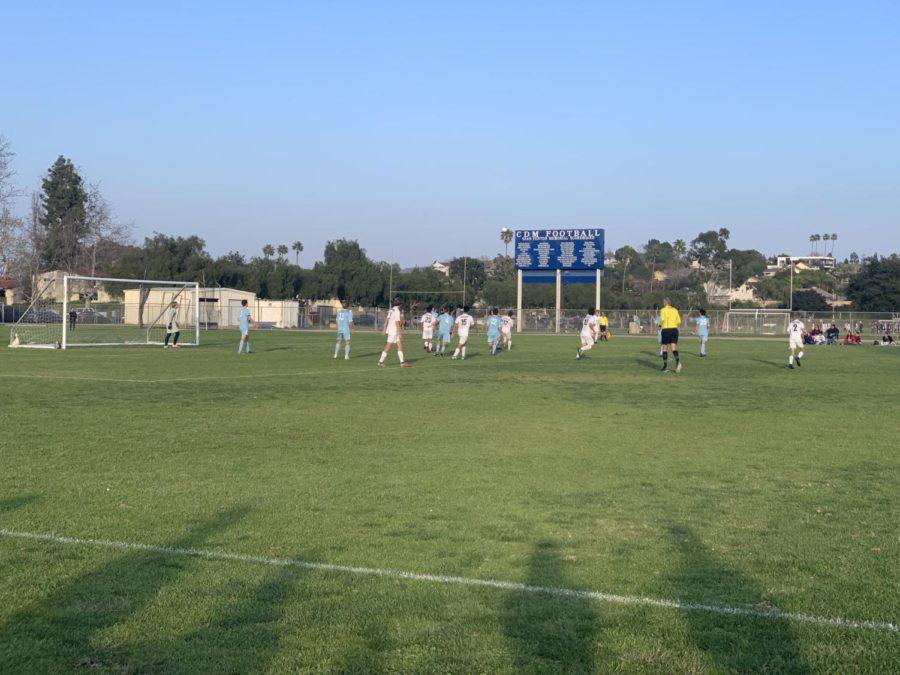 BOTB Bors Varsity Soccer Game