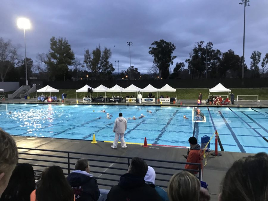Girls+Water+Polo+CIF+Semifinals