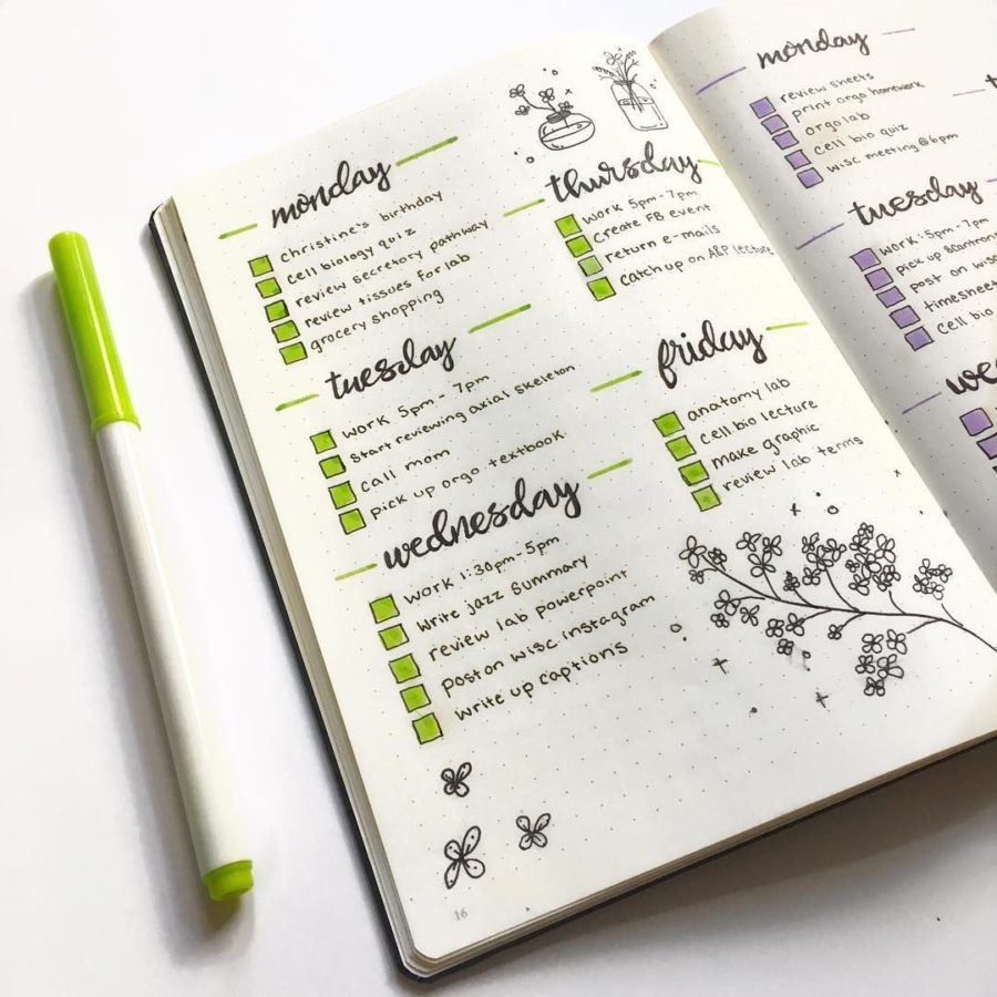 Benefits of Bullet Journals