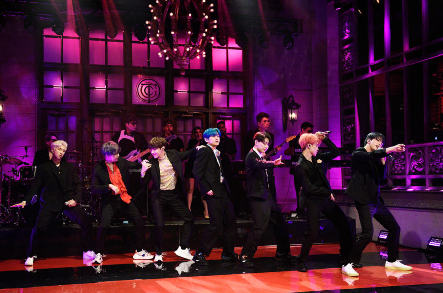 BTS are Back