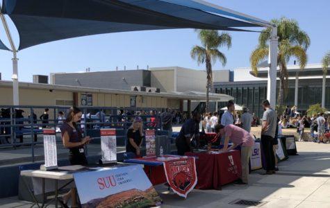 The Mini-College Fair of October 14th