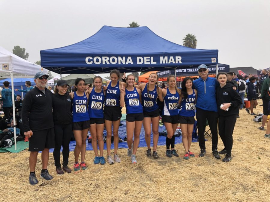 Cross Country CIF Prelims 2019