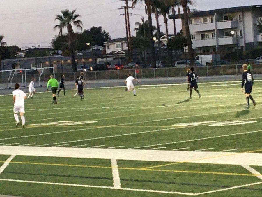 Boys Soccer BOTB