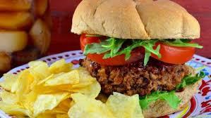 Veggie Burgers v. Meat Burgers
