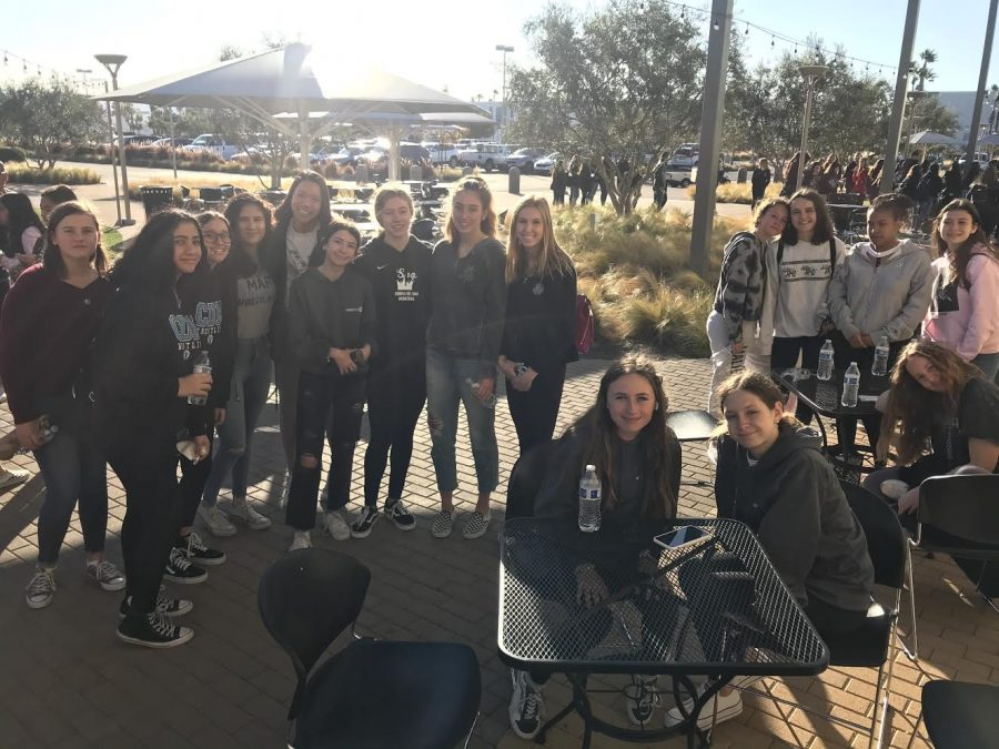 CdM Female Athletes Attend the Women in Sports Convention