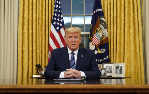 Trump's Oval Office Speech