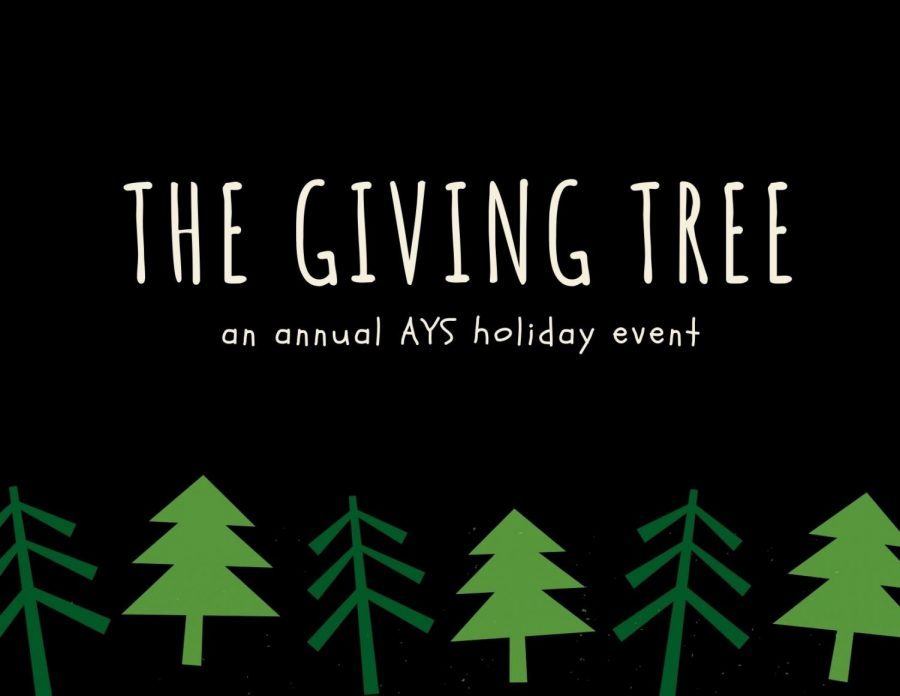 AYS The Giving Tree