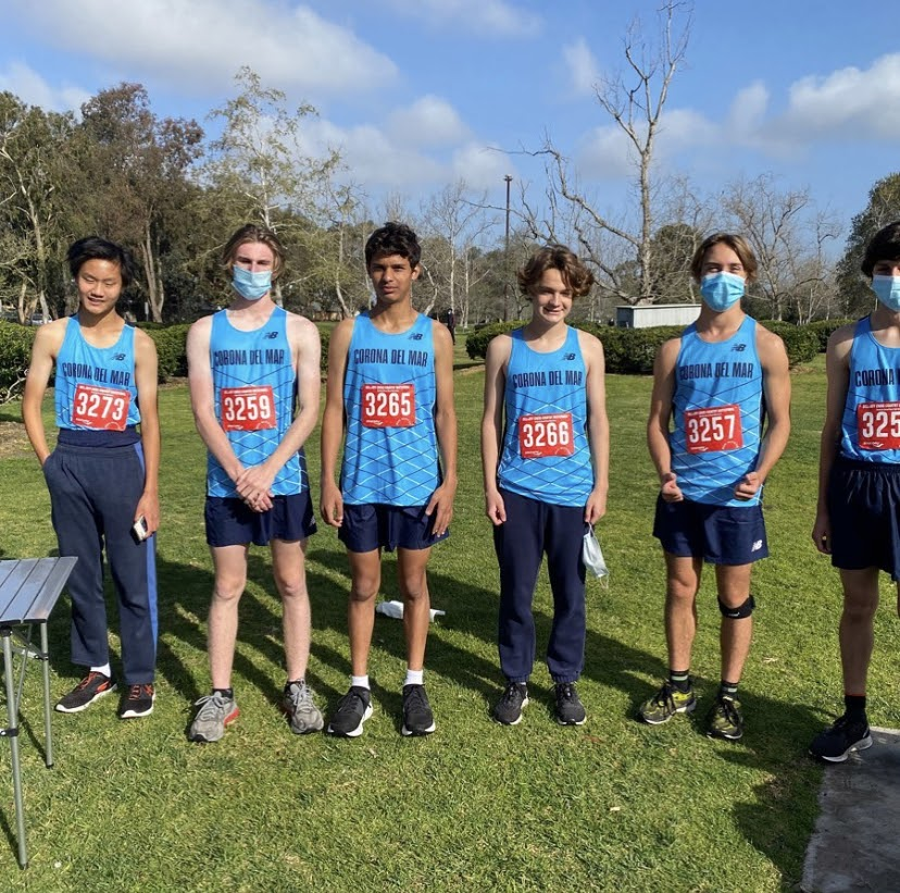CdM vs. LB Cross-country Meet