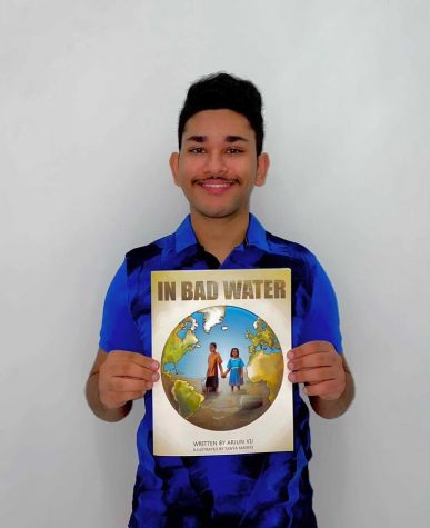 In Bad Water: Arjun Vij On His New Book and Ending the Global Water Crisis