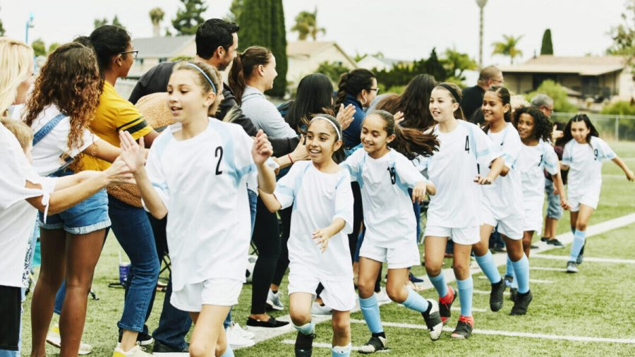 Unfairness in the Women's Sports Act