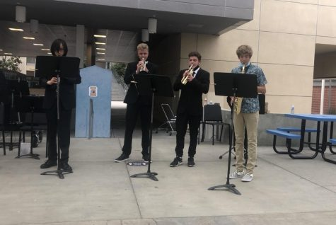 First Band Concert of the Year