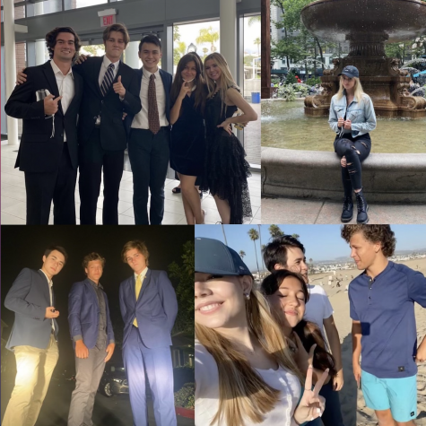 Photos courtesy of  Morgan Savage, Jackson Jaha, Tom Eastmond, Lucas Phillips, Savannah Harper and Sabina Martin. They are pictured both on and off of campus, demonstrating the bonds formed within the CdM Drama Department.