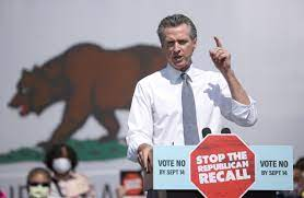 Why Did the Newsom Recall Happen?