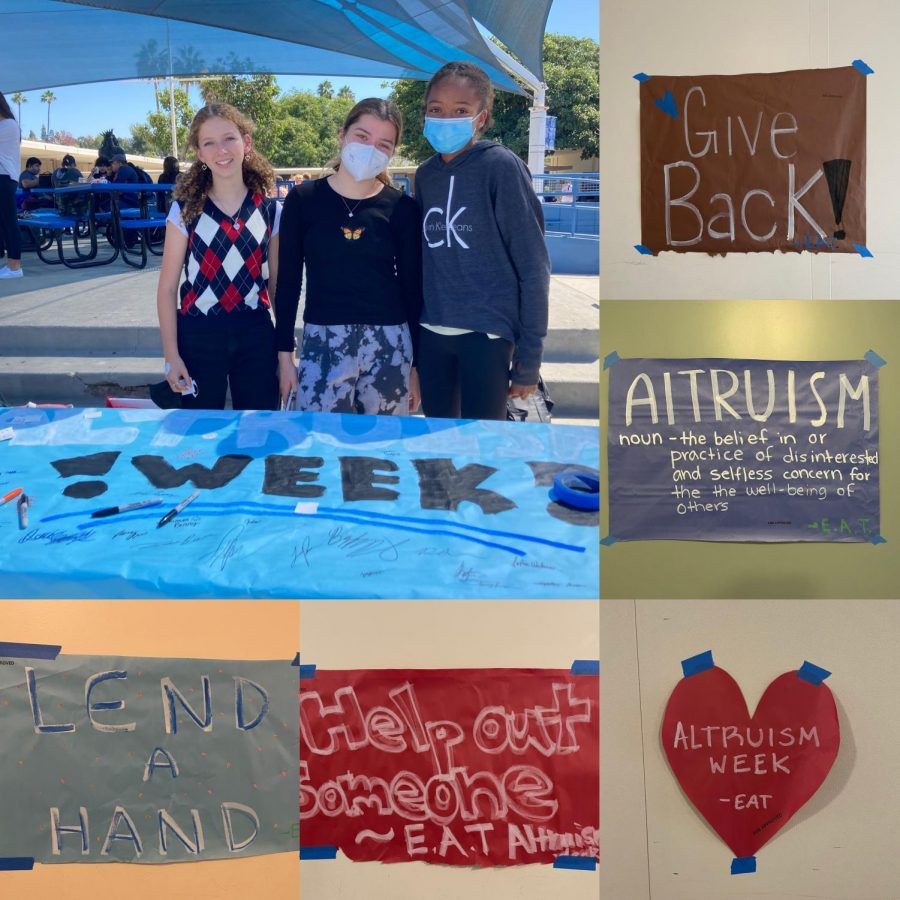 Altruism Week