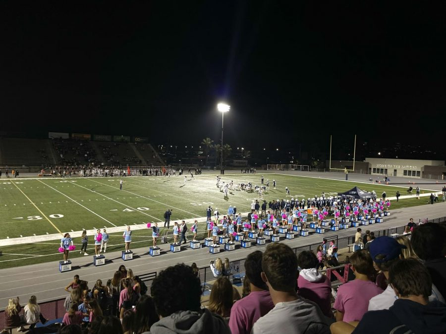 CdM Sea Kings vs Huntington Beach Oilers Fight For Pink